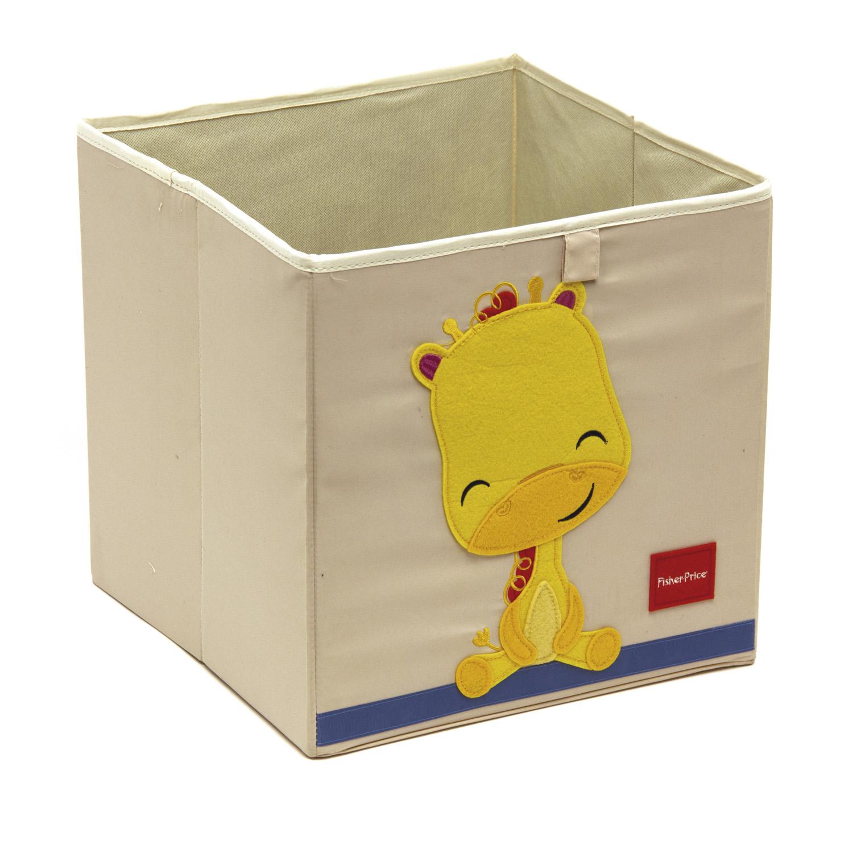 Úložný box na hračky Fisher Price - Žirafa