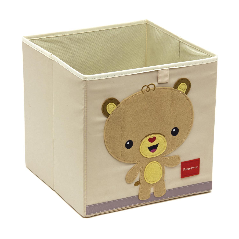 Úložný box na hračky Fisher Price - Medvěd