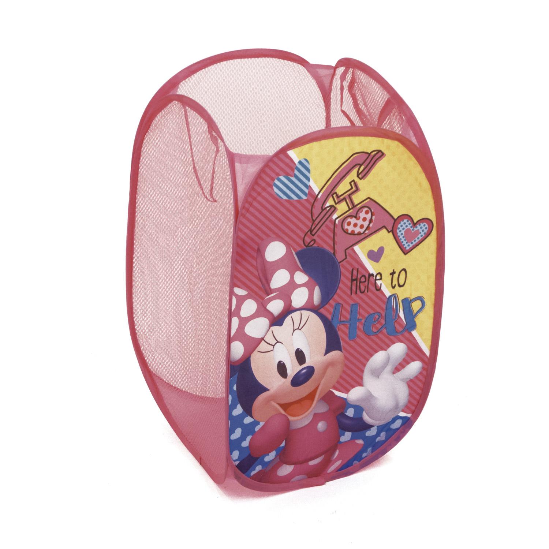 Dětský skládací koš na hračky Minnie
