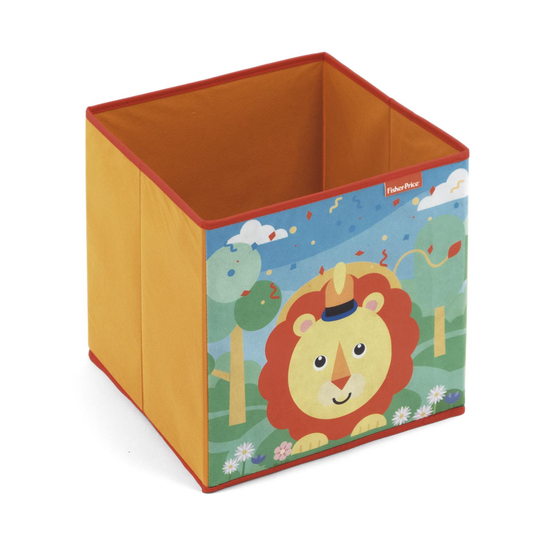 Úložný box na hračky Fisher Price - Lvíček