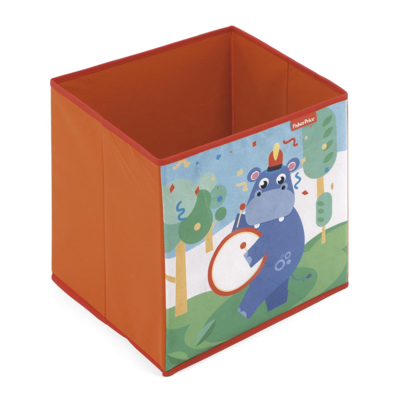 Úložný box na hračky Fisher Price - Hroch