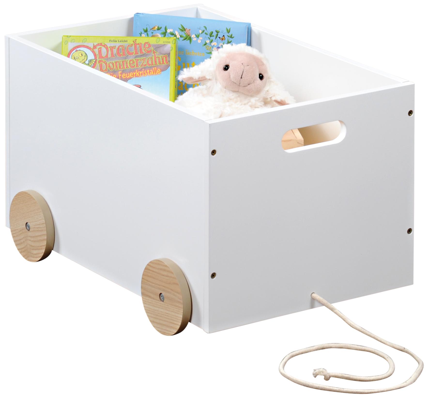 Dětský vozík na hračky Scandi