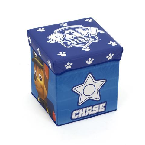 Úložný box na hračky Tlapková Patrola s víkem