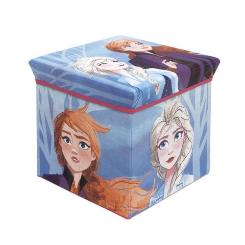Úložný box na hračky Frozen s víkem