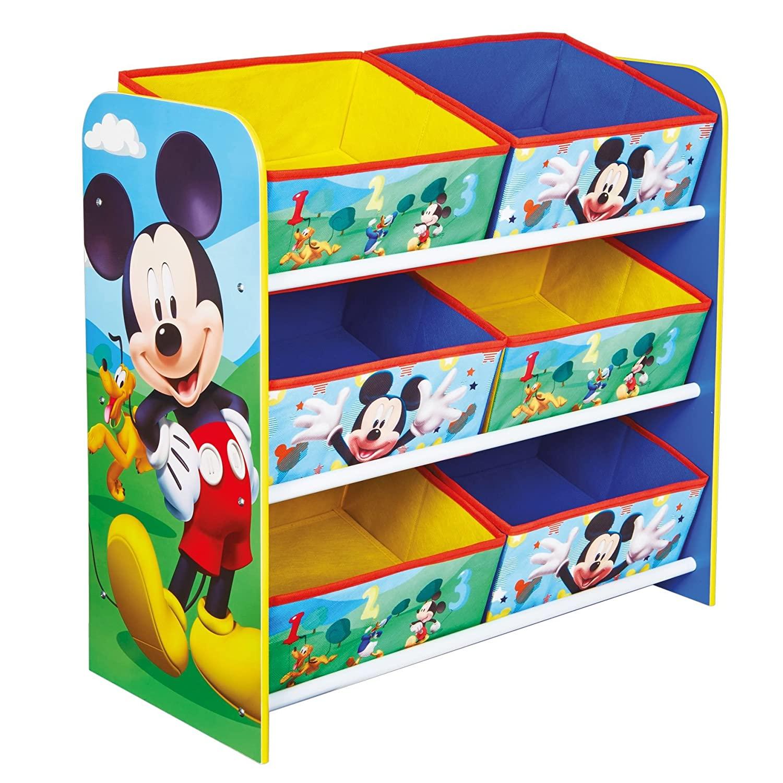 Organizér na hračky Myšák Mickey