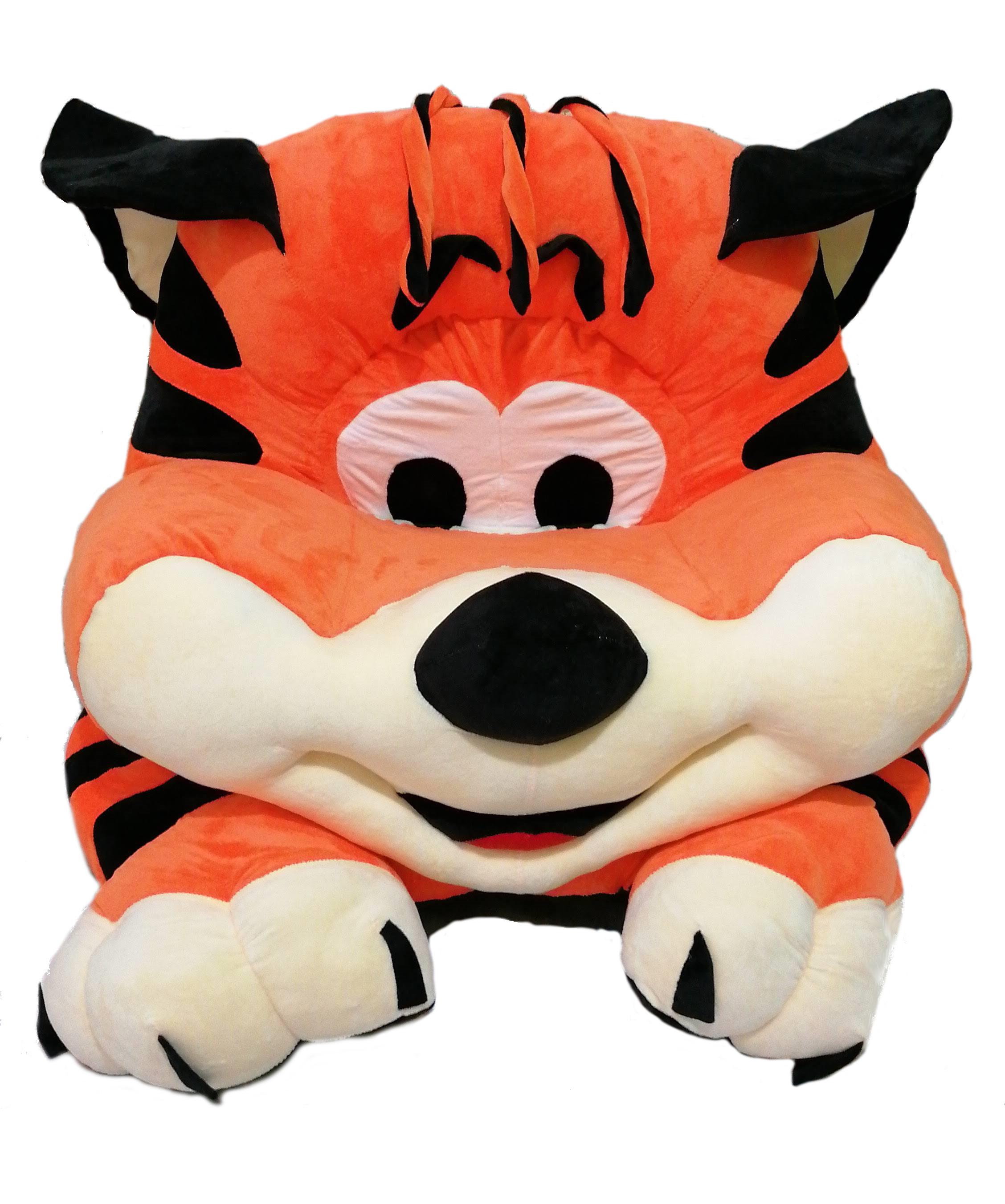 Dětské křesílko oranžový Tygřík