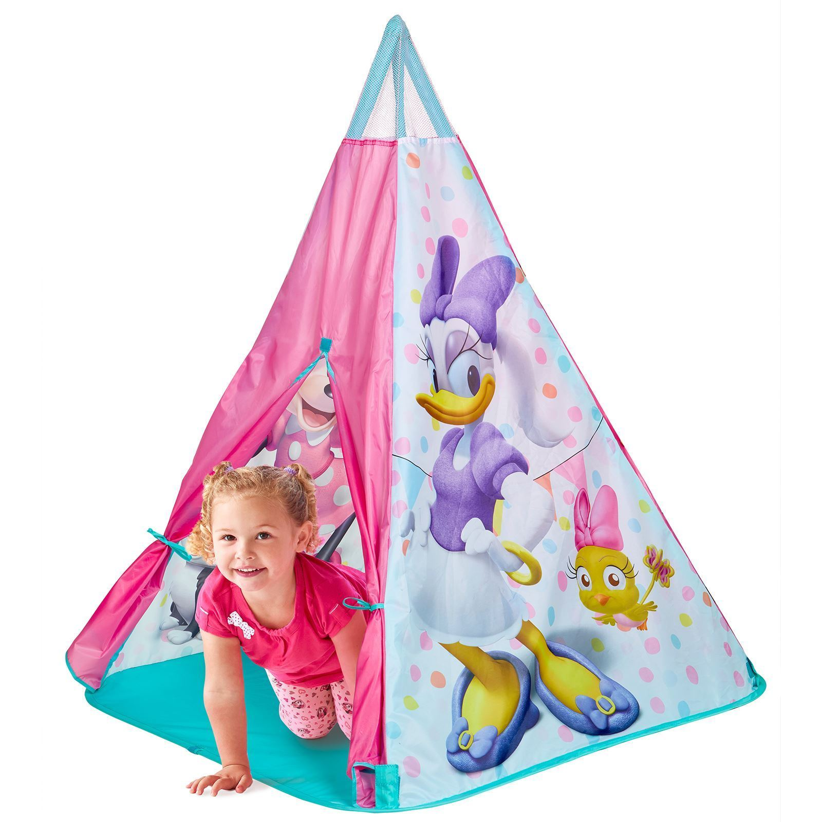 Dětský stan teepee Minnie