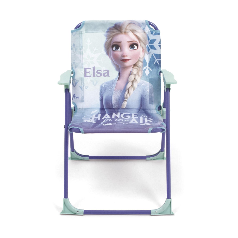 Dětská campingová židlička Frozen
