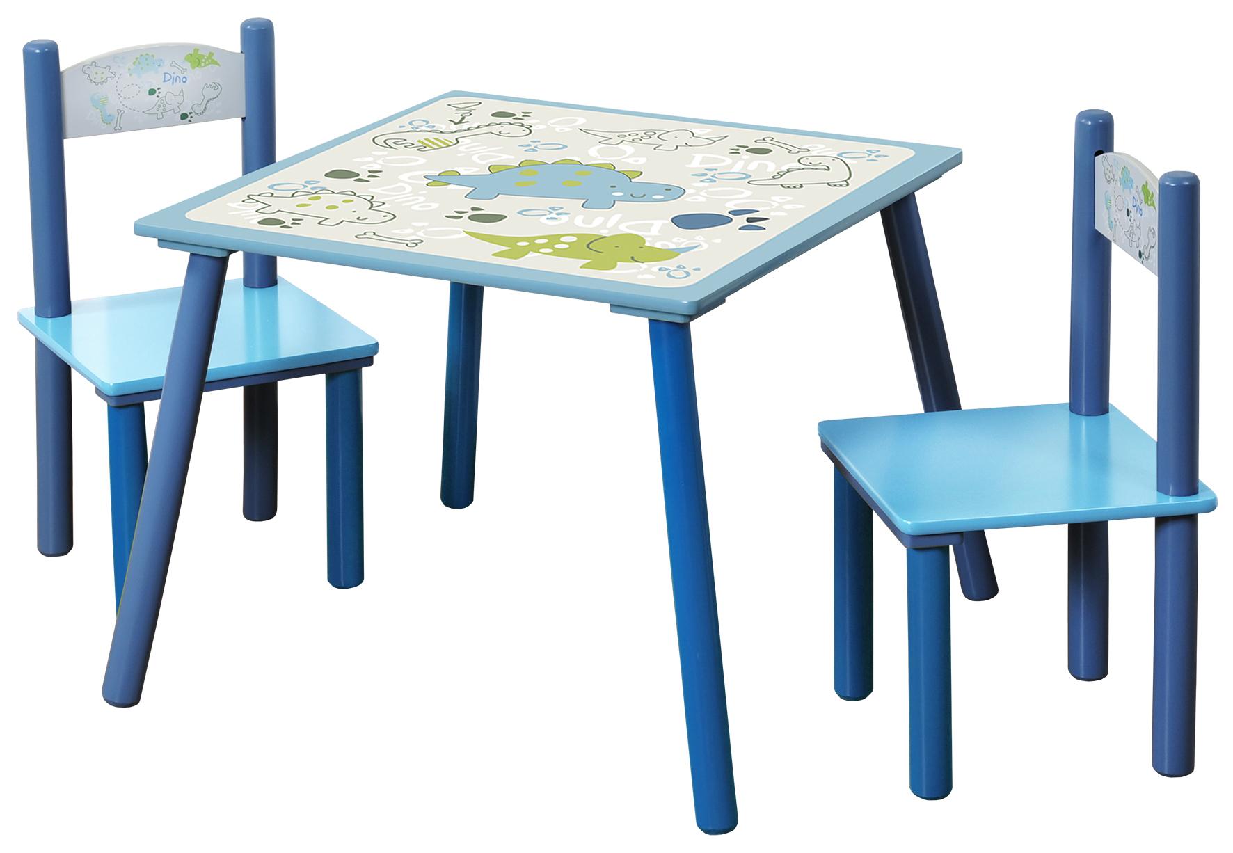 Dětský stůl s židlemi Dino