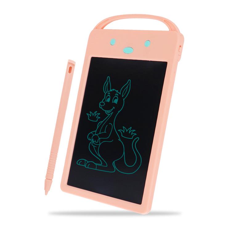 Dětská elektronická kreslící tabulka - růžová