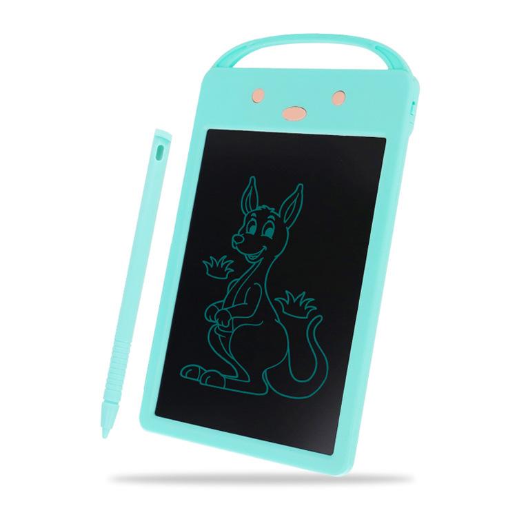 Dětská elektronická kreslící tabulka - zelená