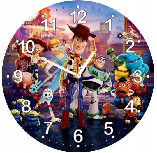 Dětské hodiny Příběh hraček