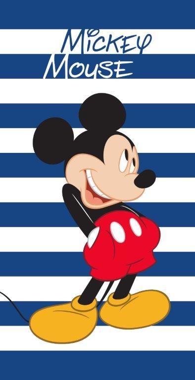 Dětská osuška Mickey 140x70 cm