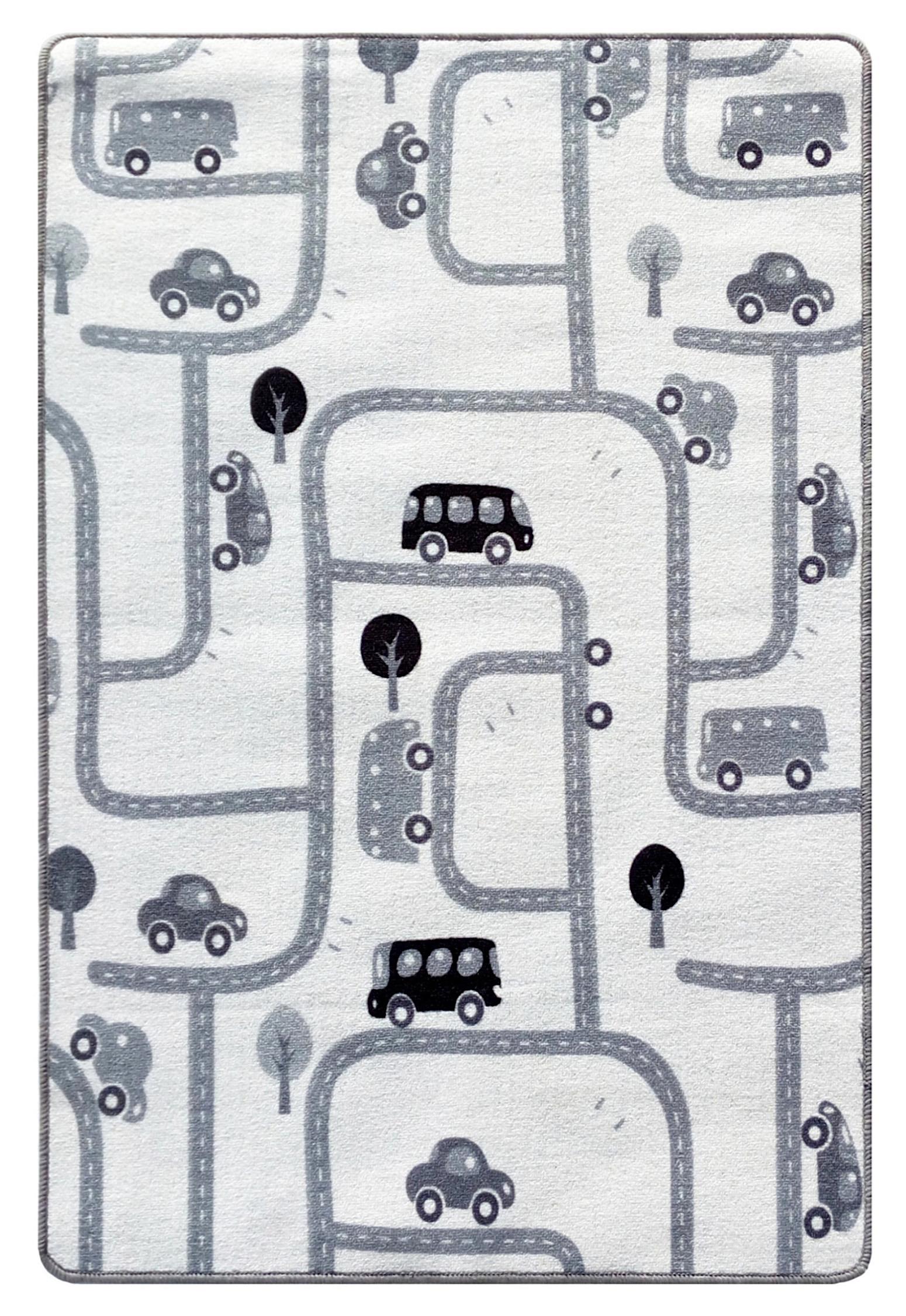 Dětský koberec doprava 90x130cm