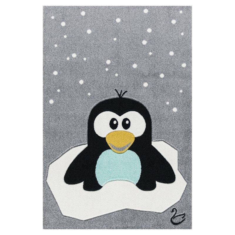 Dětský  koberec Tučňák  120x180 cm