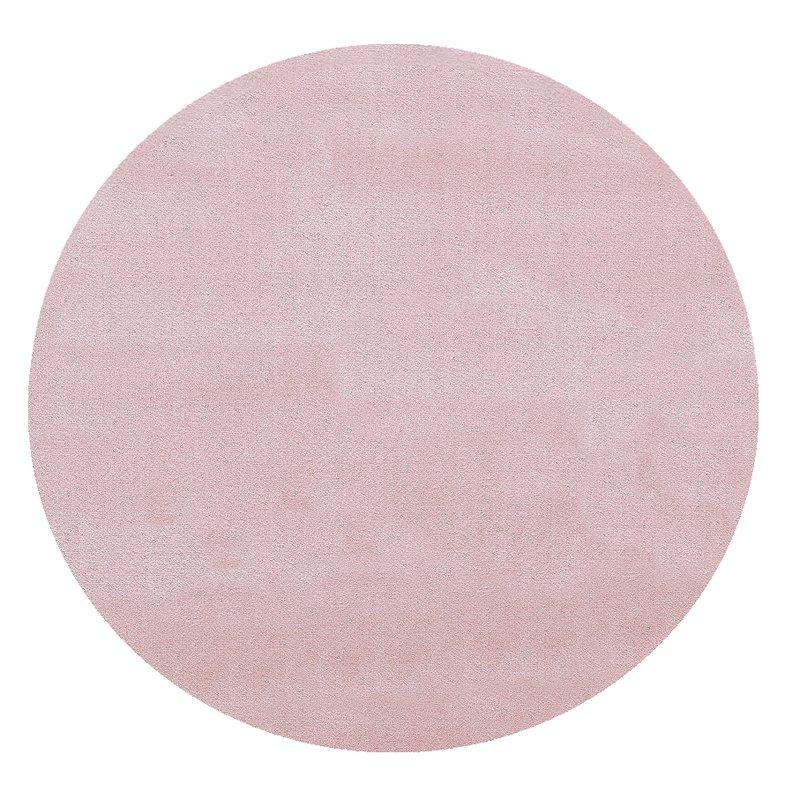 Dětský koberec  Uni - růžový 133cm