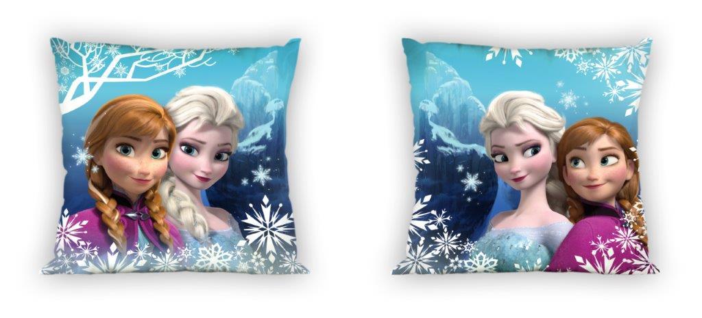 Dětský povlak na polštář Frozen 40x40 cm