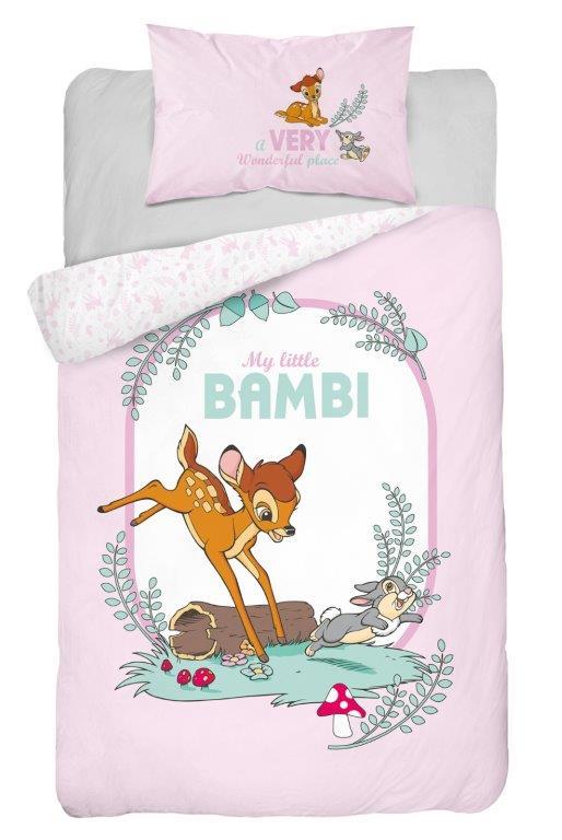 Dětské povlečení My little Bambi 135x100 cm