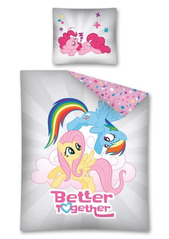 Dětské povlečení My Little Pony 140x200 cm