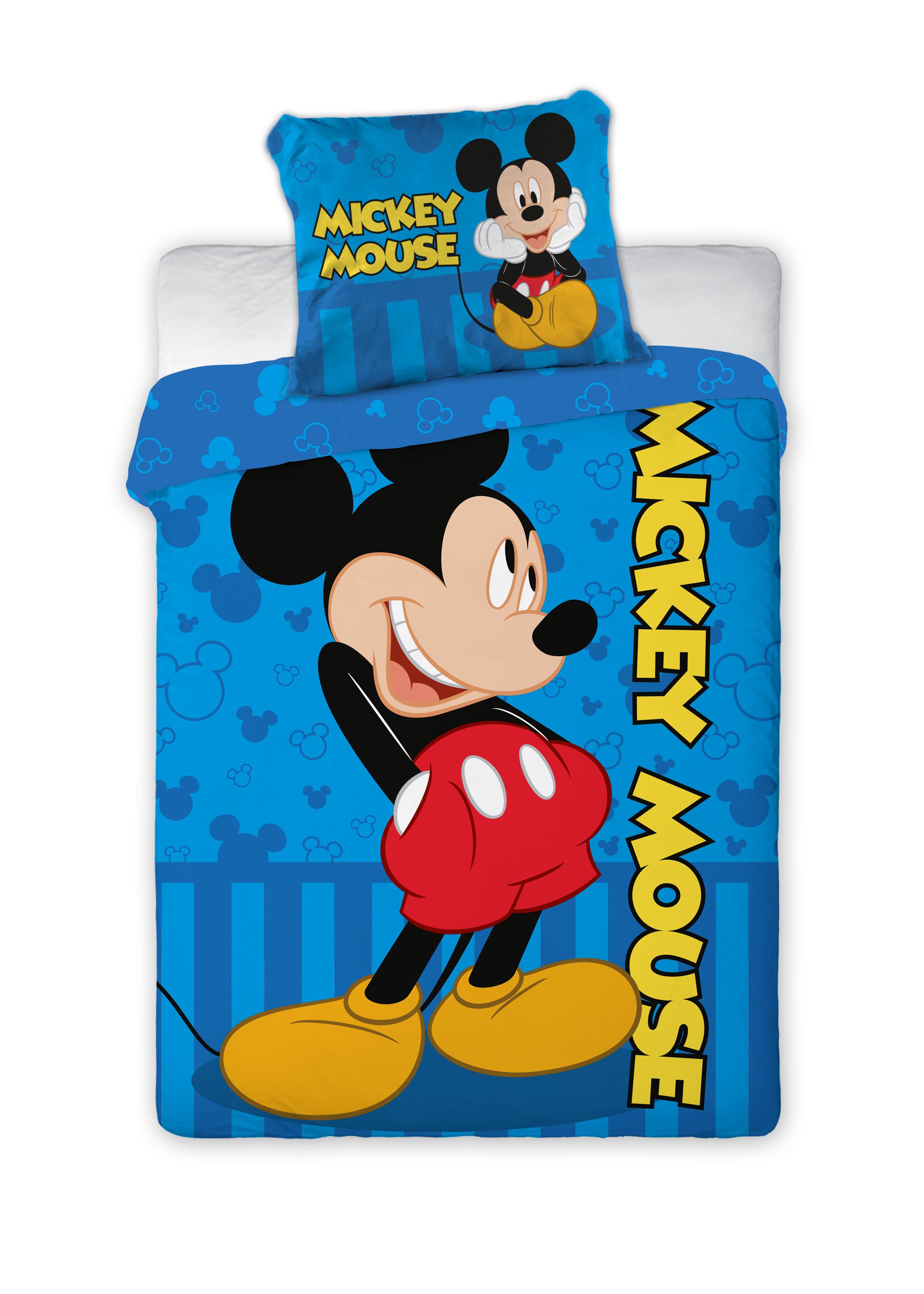 Dětské povlečení Mickey 135x100 cm
