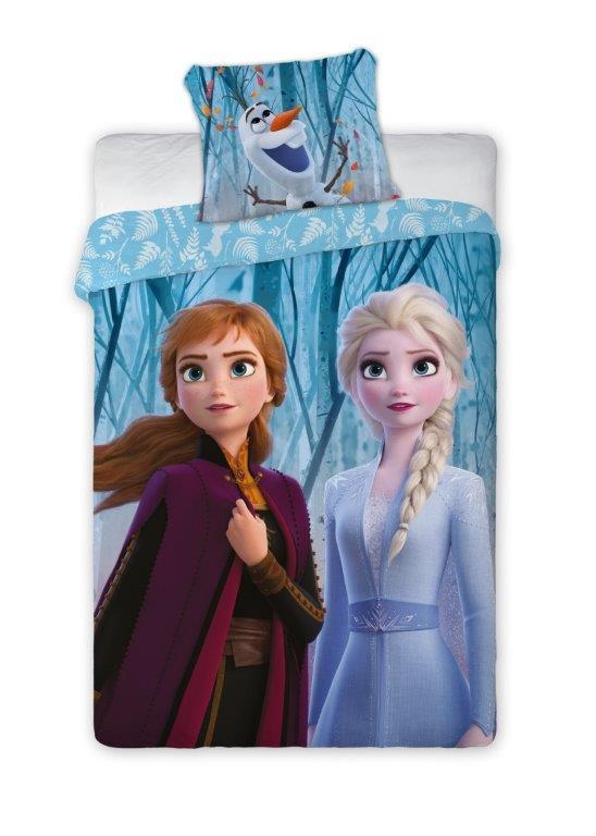 Dětské povlečení Frozen 140x200 cm
