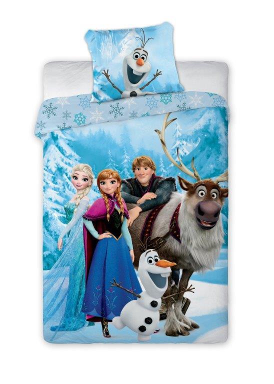 Dětské povlečení Frozen 1 140x200 cm