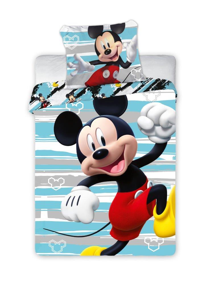 Dětské povlečení Myšák Mickey 135x100 cm