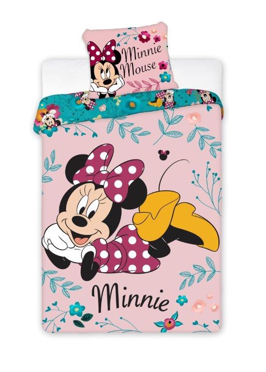 Dětské povlečení Minnie Mouse 140x200 cm