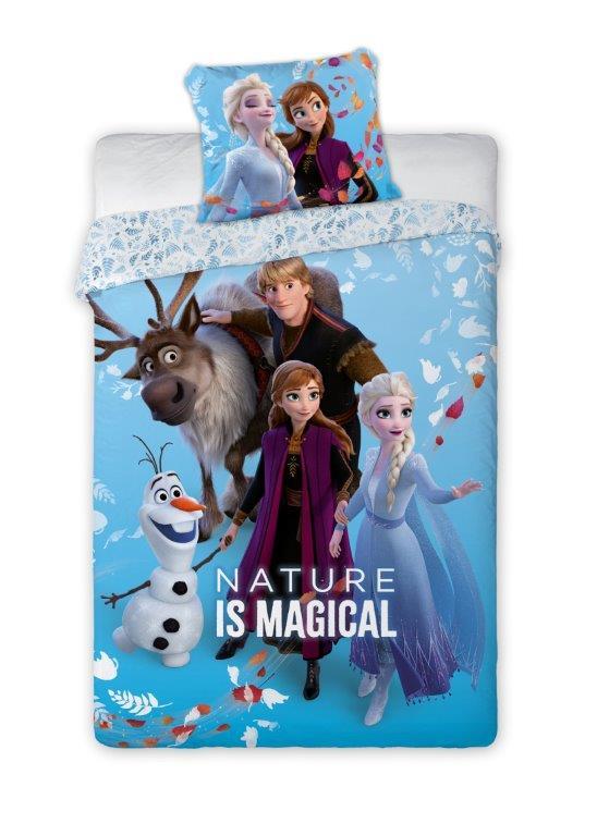 Dětské povlečení Frozen Magical 140x200 cm