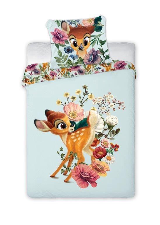 Dětské povlečení Bambi 135x100 cm
