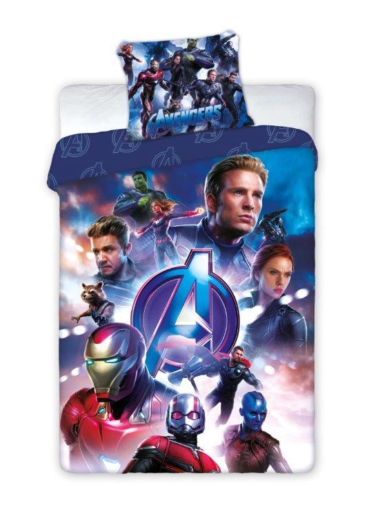 Dětské povlečení Avengers 140x200 cm
