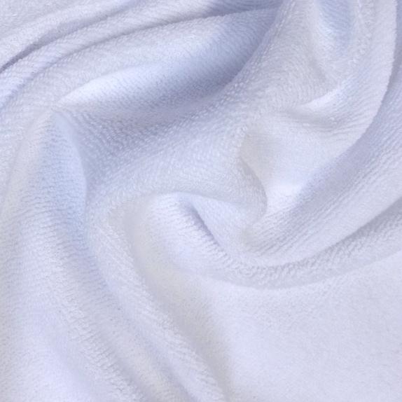 Froté prostěradlo 120x60 cm - bílé