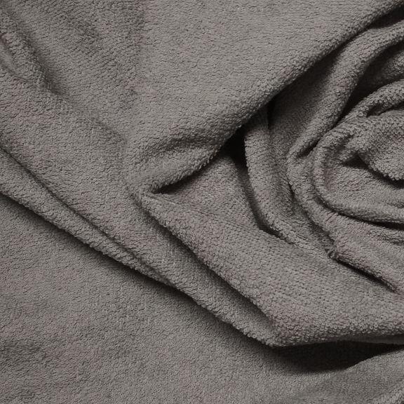 Froté prostěradlo 140x70 cm - šedé