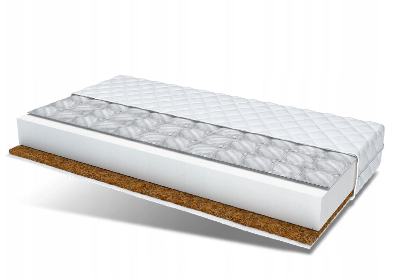 Dětská matrace Classic pohanka-kokos 160x80x9 cm