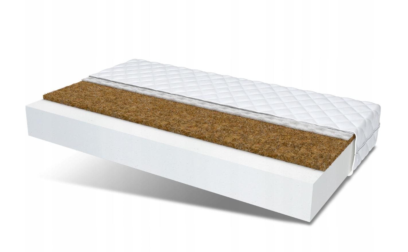 Dětská matrace Classic s kokosem 160x80x9 cm